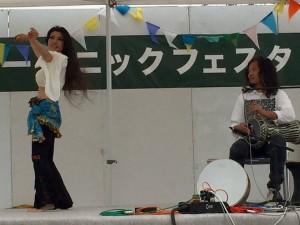 20151122_OrganicFesta_けんけんまどか_ドラム