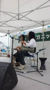 20151122_OrganicFesta_けんまど太鼓ツイン_02
